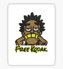 Free Kodak Sticker