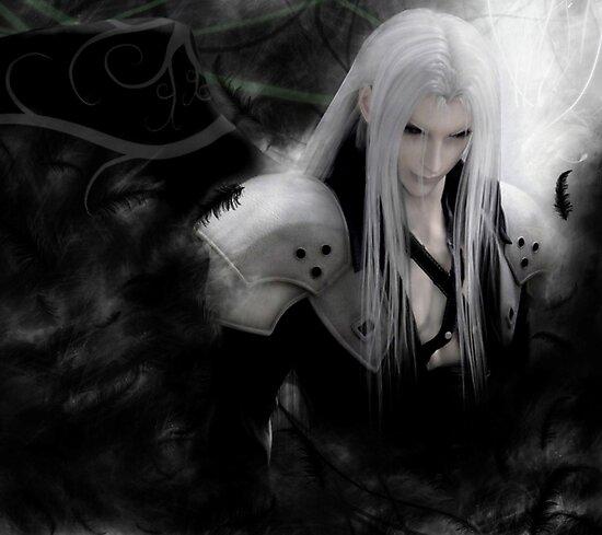 Final Fantasy Sephiroth by AlexTrpmn