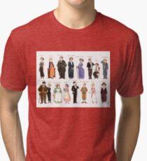 Downton A. Portraits Tri-blend T-Shirt