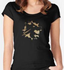 Masquerade Clan Variant: Gangrel antitribu Women's Fitted Scoop T-Shirt