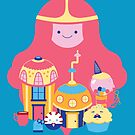 Candy Kingdom by Kannaya