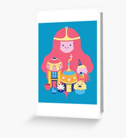 Candy Kingdom Greeting Card