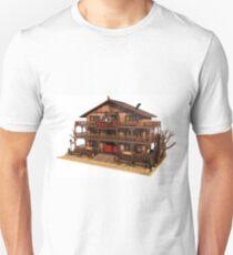 Cartoon Western Saloon Unisex T-Shirt