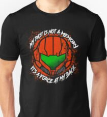 My Past is not a Memory Unisex T-Shirt