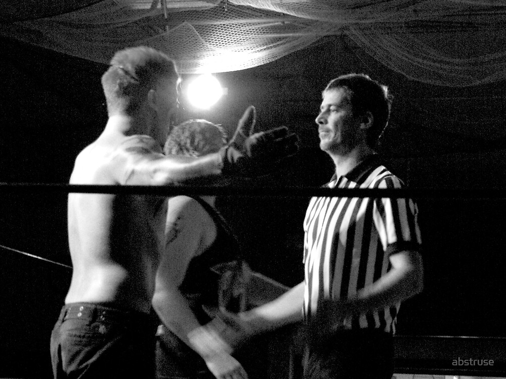 Wrestling Moment by abstruse