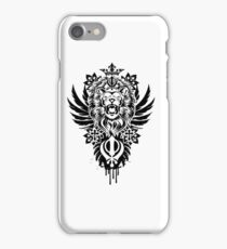 Khanda Warrior iPhone Case/Skin