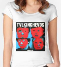 Remain in Talking heads Fitted Scoop T-Shirt