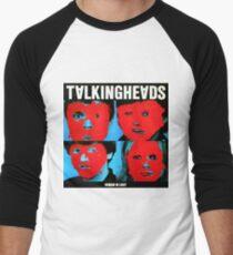Remain in Talking heads Baseball ¾ Sleeve T-Shirt