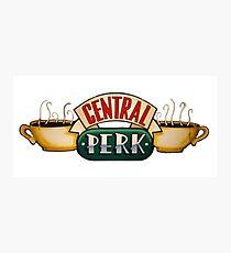 Central Perk Photographic Print