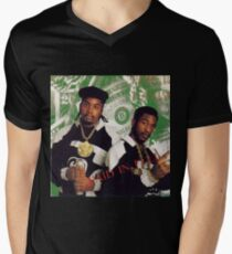 Eric B and Rakim - Paid in Full Men's V-Neck T-Shirt