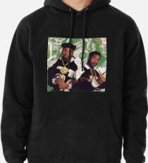 Eric B and Rakim - Paid in Full Pullover Hoodie