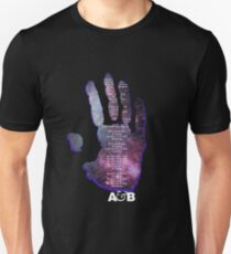Right hand (starry sky) Unisex T-Shirt