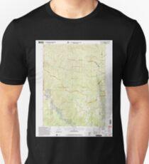 USGS TOPO Map Colorado CO Gore Mountain 233095 2000 24000 T-Shirt