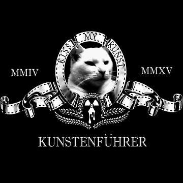MGM God Save Kunstenfuhrer by KissMyKunst