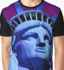STATUE OF LIBERTY 2 Graphic T-Shirt