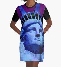 STATUE OF LIBERTY 2 Graphic T-Shirt Dress