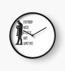 War Doctor Clock