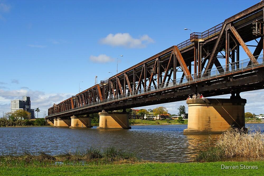 Grafton Bridge by Darren Stones