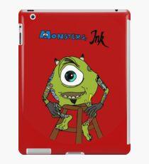 Monsters Ink iPad Case/Skin