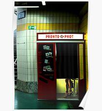 Pronto Phot Poster