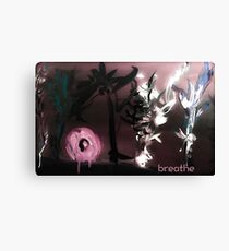 Ecology Breathing Canvas Print