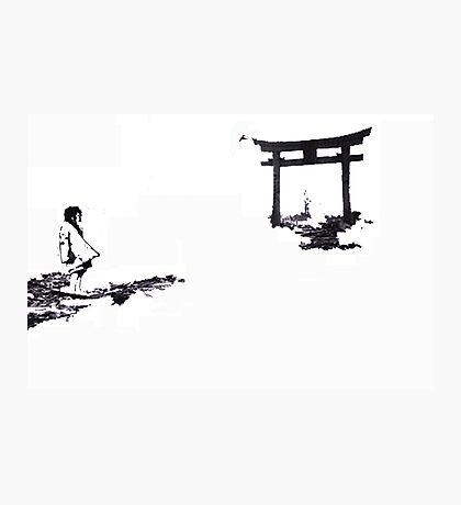 nagosaki arch Photographic Print