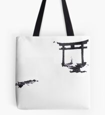nagosaki arch Tote Bag