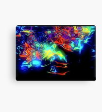 Stealing Faeries  Canvas Print