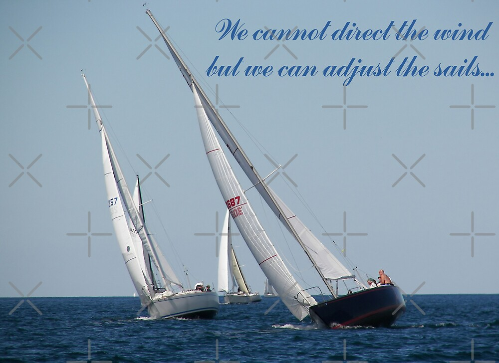 Adjusting the Sails by Maria Dryfhout
