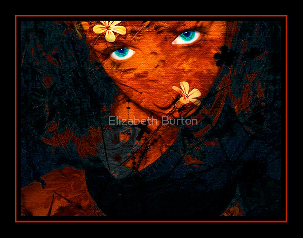 Dream Eyes by Elizabeth Burton