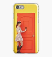 TWICE Sana - Knock Knock Photoshoot iPhone Case/Skin