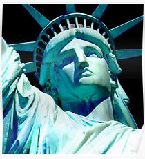 STATUE OF LIBERTY 4 Poster