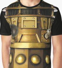 Dalek-table  Graphic T-Shirt