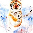Tiger von AnnaShell