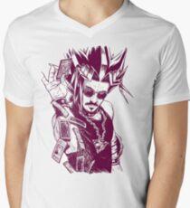 Yu-Gi-Oh #03 Mens V-Neck T-Shirt