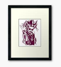 Yu-Gi-Oh #03 Framed Print