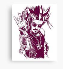 Yu-Gi-Oh #03 Canvas Print