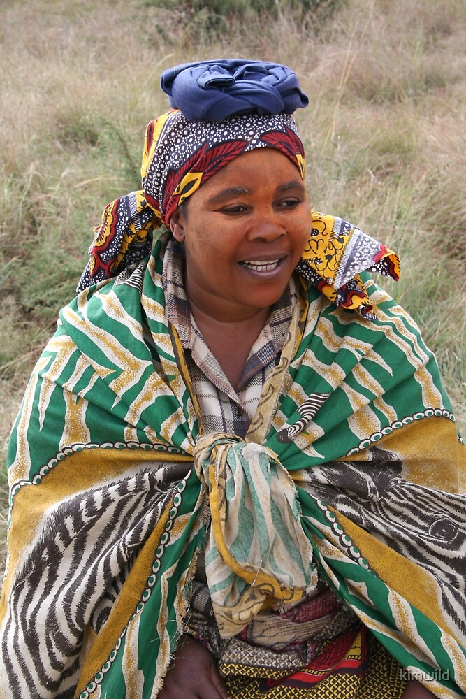 African Sunblock by kimwild