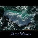 Aran Waves by Orla Flanagan