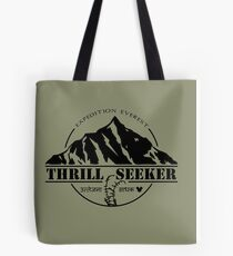 Disney's Expedition Everest - Thrill Seeker Tote Bag
