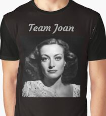 Team Joan Crawford Forever! Graphic T-Shirt