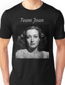 Team Joan Crawford Forever! Unisex T-Shirt