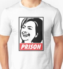 Hilary for Prison T-Shirt