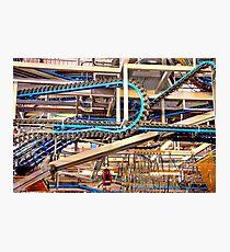 Industry Photographic Print