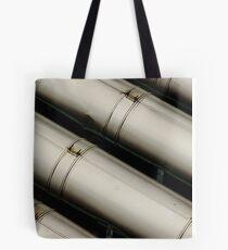 pipes Tote Bag