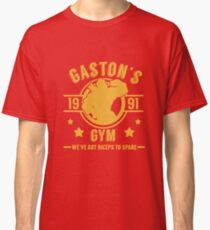 Gaston's Gym (Red & Yellow Version) Classic T-Shirt
