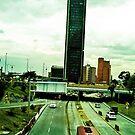 In the vastness of the city. by ALEJANDRA TRIANA MUÑOZ