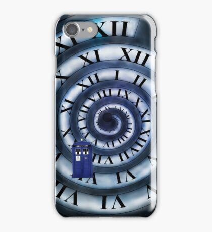 Time for a hero iPhone Case/Skin