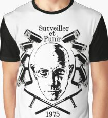 Foucault - Discipline and Punish Graphic T-Shirt