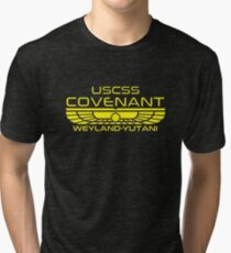 Covenant Weyland-Yutani (Light) Tri-blend T-Shirt